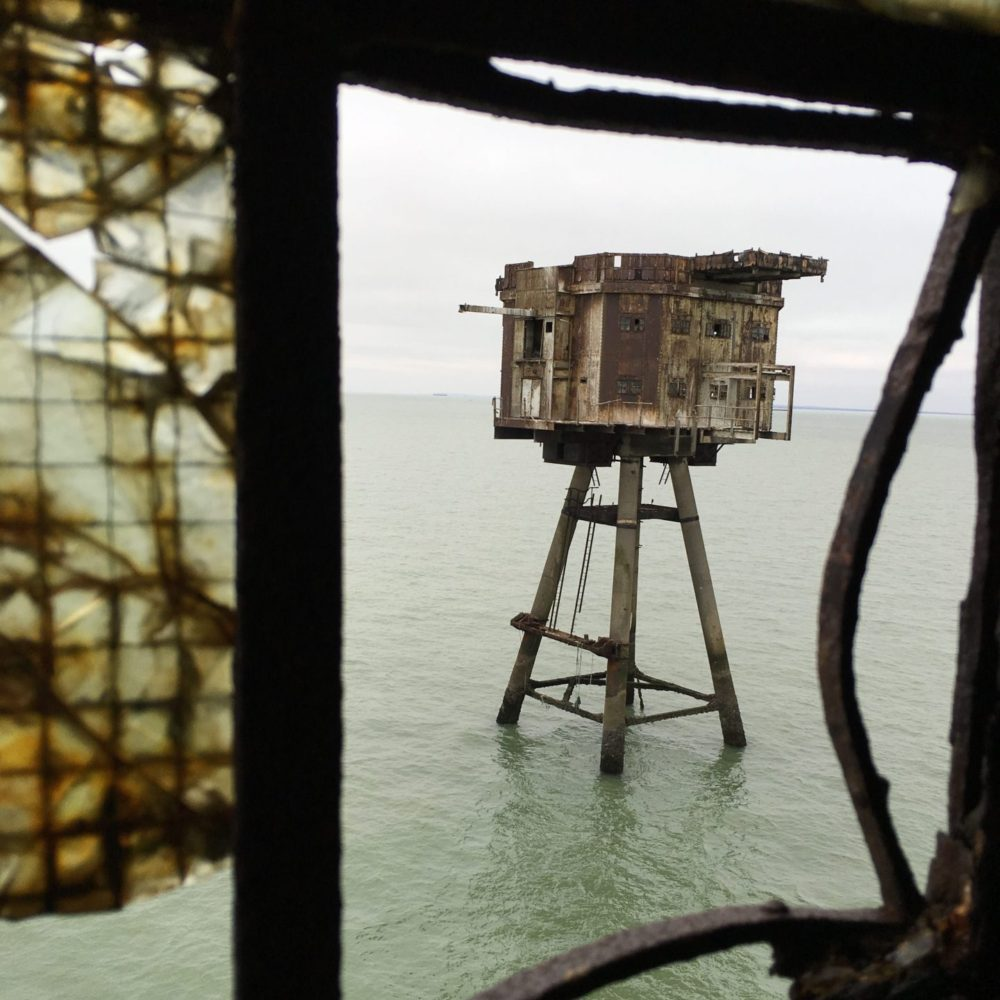 Maunsell Forts-1