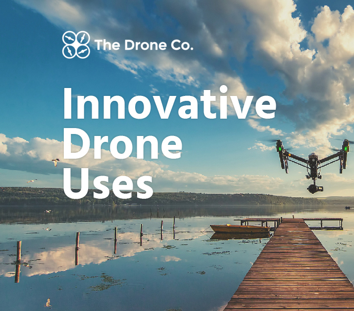 Innovative Drone Uses