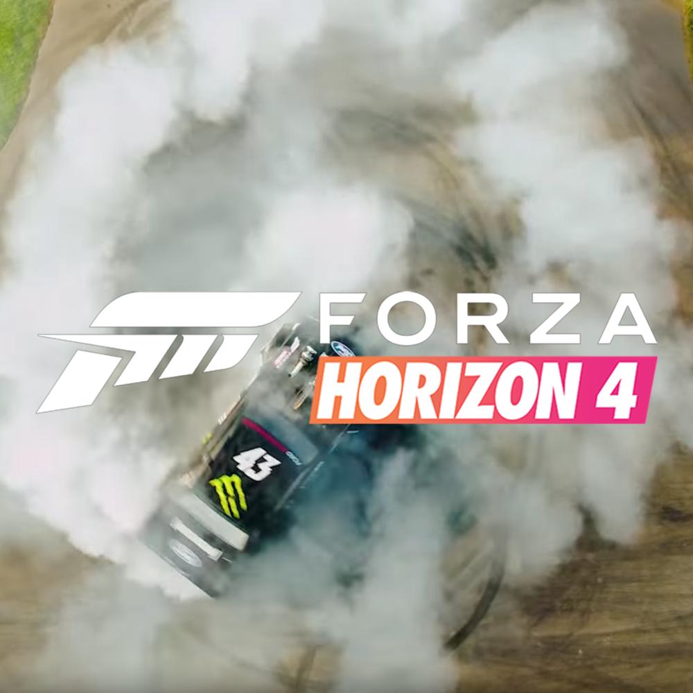 Forza logo title