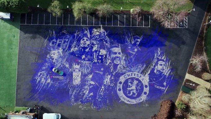 Chelsea Drone